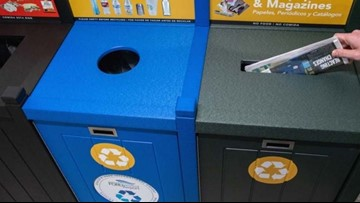 Ford Airport, Kent County create recycling program in honor of Earth Day