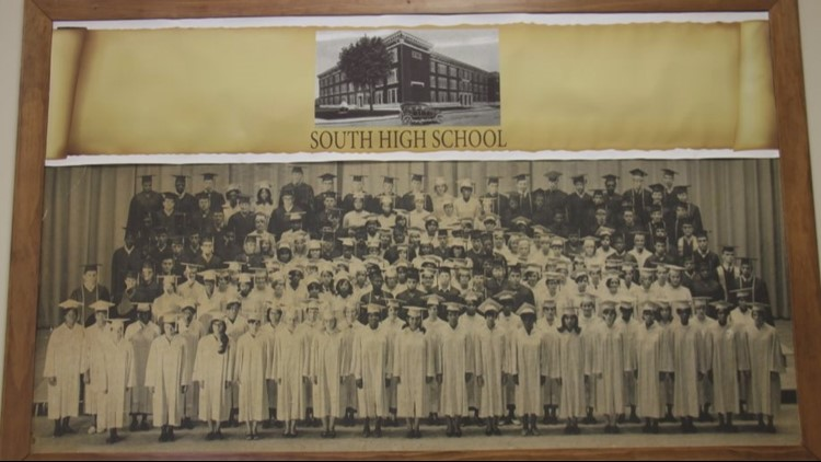 The last class to graduate from Grand Rapids South High School was rhe class of 1968. They'd later include what would have been South's class of 1969 in ever one of their class reunions, and still do that to this day.