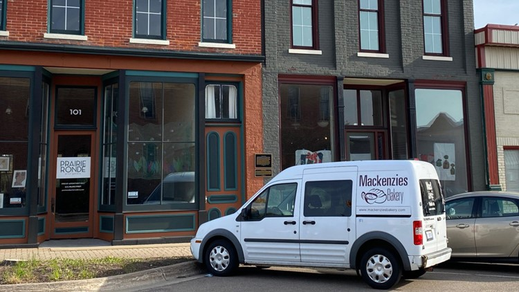 Kalamazoo's MacKenzie's Bakery getting a second life in Vicksburg