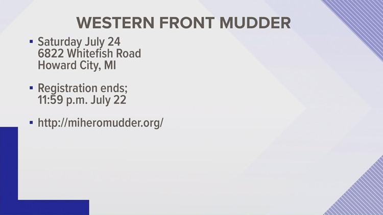 Mud run to raise money for Michigan Heroes Museum
