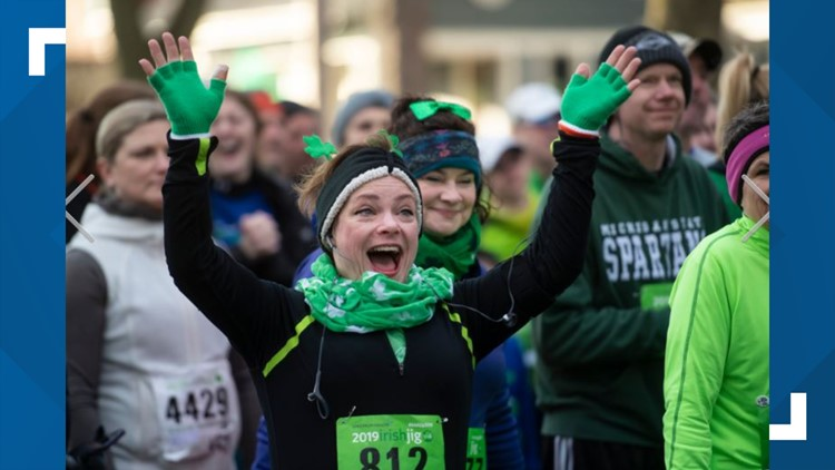 It's not too early to start prepping for the Spectrum Health Irish Jig 5K