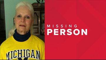 Kentwood Police locate missing woman with dementia