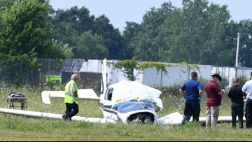 Names of 2 killed in southern Michigan plane crash released