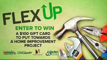 Enter to win a $100 gift card to put towards your home improvement project!