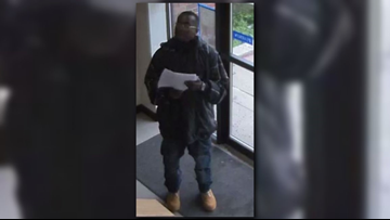 GRPD searching for man who damaged local community center