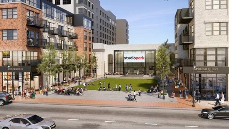 Studio Park announces first 5 tenants, including flagship restaurant