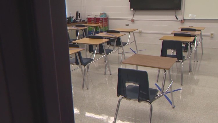 Comstock High School cancels Tuesday classes due to COVID-19 case