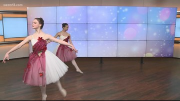 Turning Pointe School of Dance to perform 'The Four Loves'