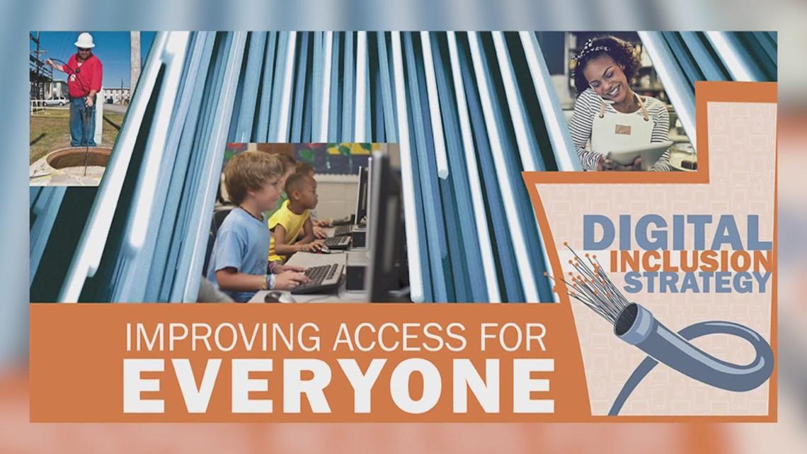 Broadband internet access in Ottawa County