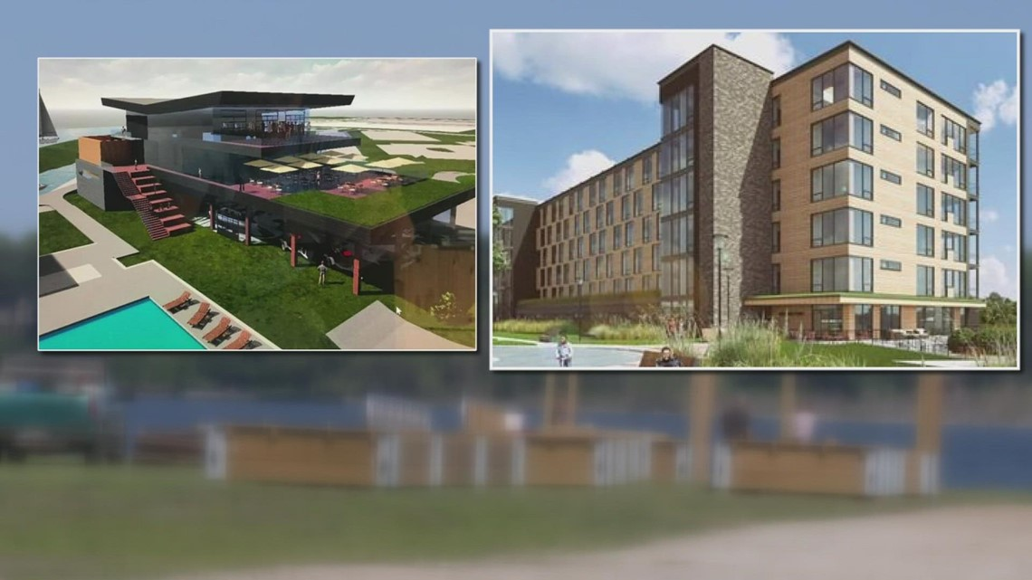 Phase one of Muskegon Lake development Adelaide Pointe ready to serve boaters
