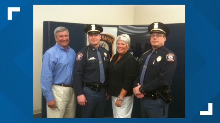 Ostapowicz family Grand Rapids Police Dept.