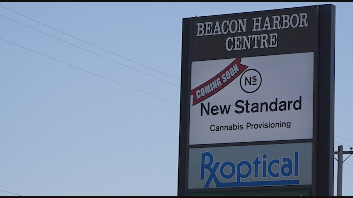 Grand Haven opens first medical marijuana dispensary