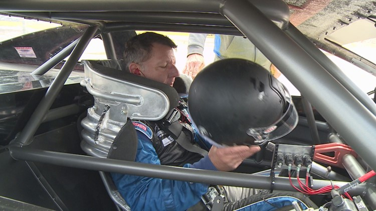 NASCAR vet comes out of retirement for race at Berlin Saturday