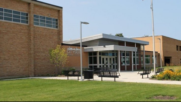Zeeland's Cityside Middle School closed for the rest of the week due to illness