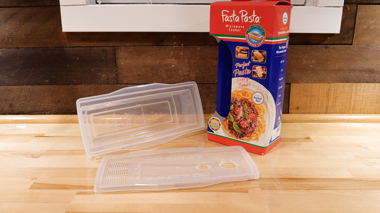 Try It Before You Buy It: Fasta Pasta