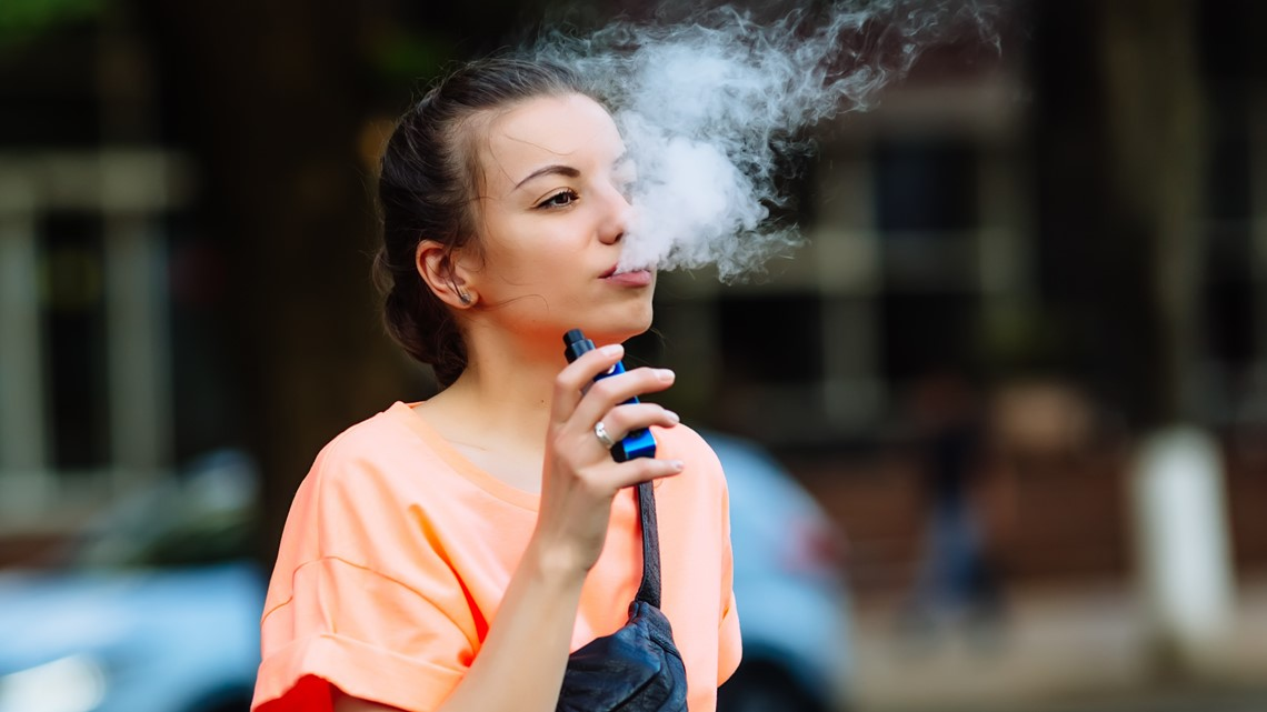 Michigan Senate OKs state ban on e-cigarettes for minors