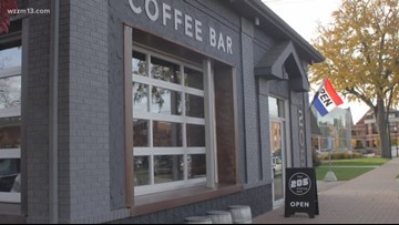 205 Coffee Bar in Holland expands