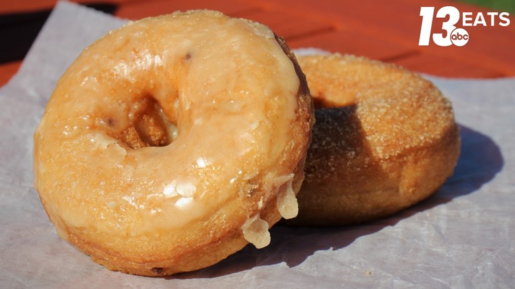 13 Eats: Donut Hunt at Grandview Orchard