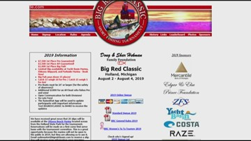 Big Red Classic Sport Fishing Tournament continues this weekend