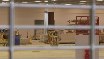 New store opens at Woodland Mall