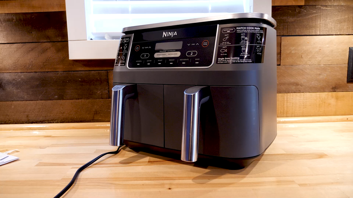 Ninja Dual Basket Air Fryer Try It Giveaway!
