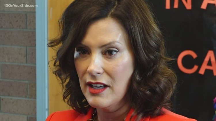 Whitmer to give Democratic response following Trump's State of the Union