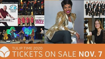 Tulip Time 2020 tickets go on sale Nov. 7