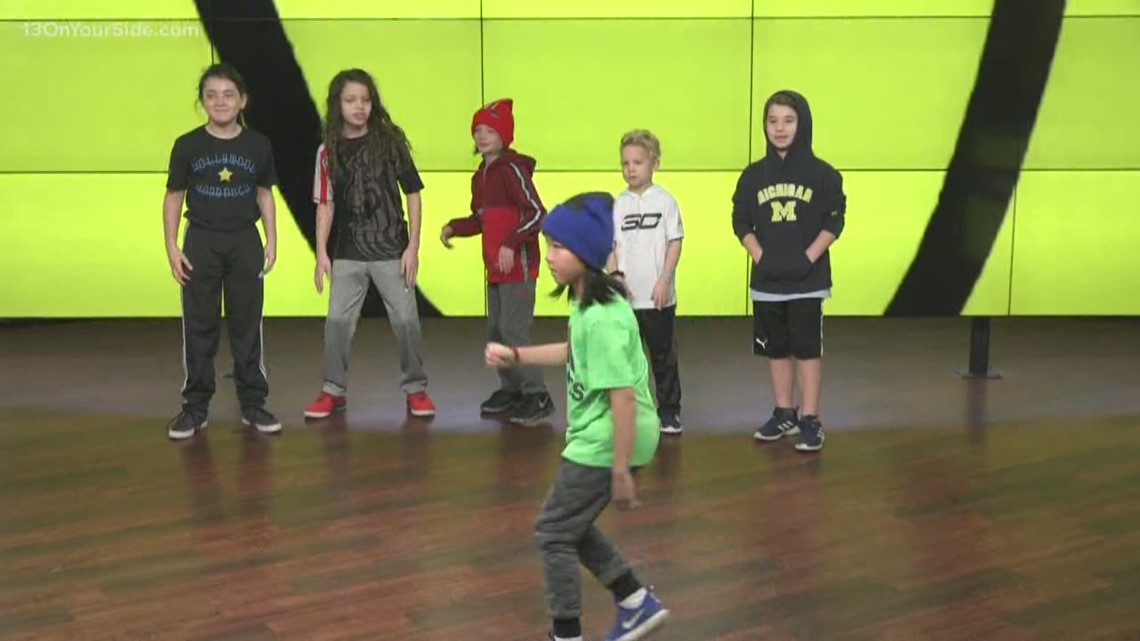 Bust a move this weekend at LaughFest's hip hop dance party