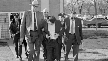 Manhunt in the mountains: James Earl Ray and the Brushy