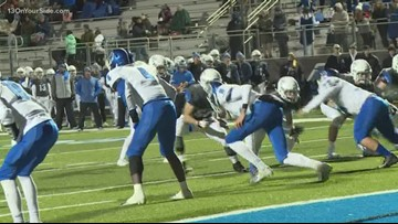 13 On Your Sidelines preview: Grand Rapids Catholic Central vs. Cadillac