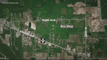 Suspicious individual at  Allegan bus stop no longer a threat
