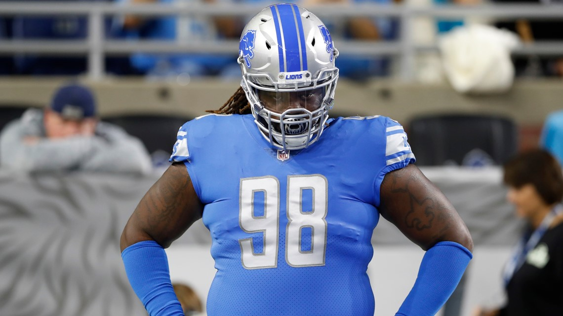 Lions sign DT Damon Harrison to $11M, 1-year extension