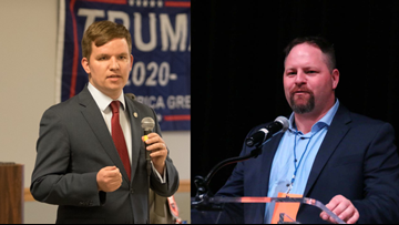 Republican candidates running against Amash in primary for congressional seat