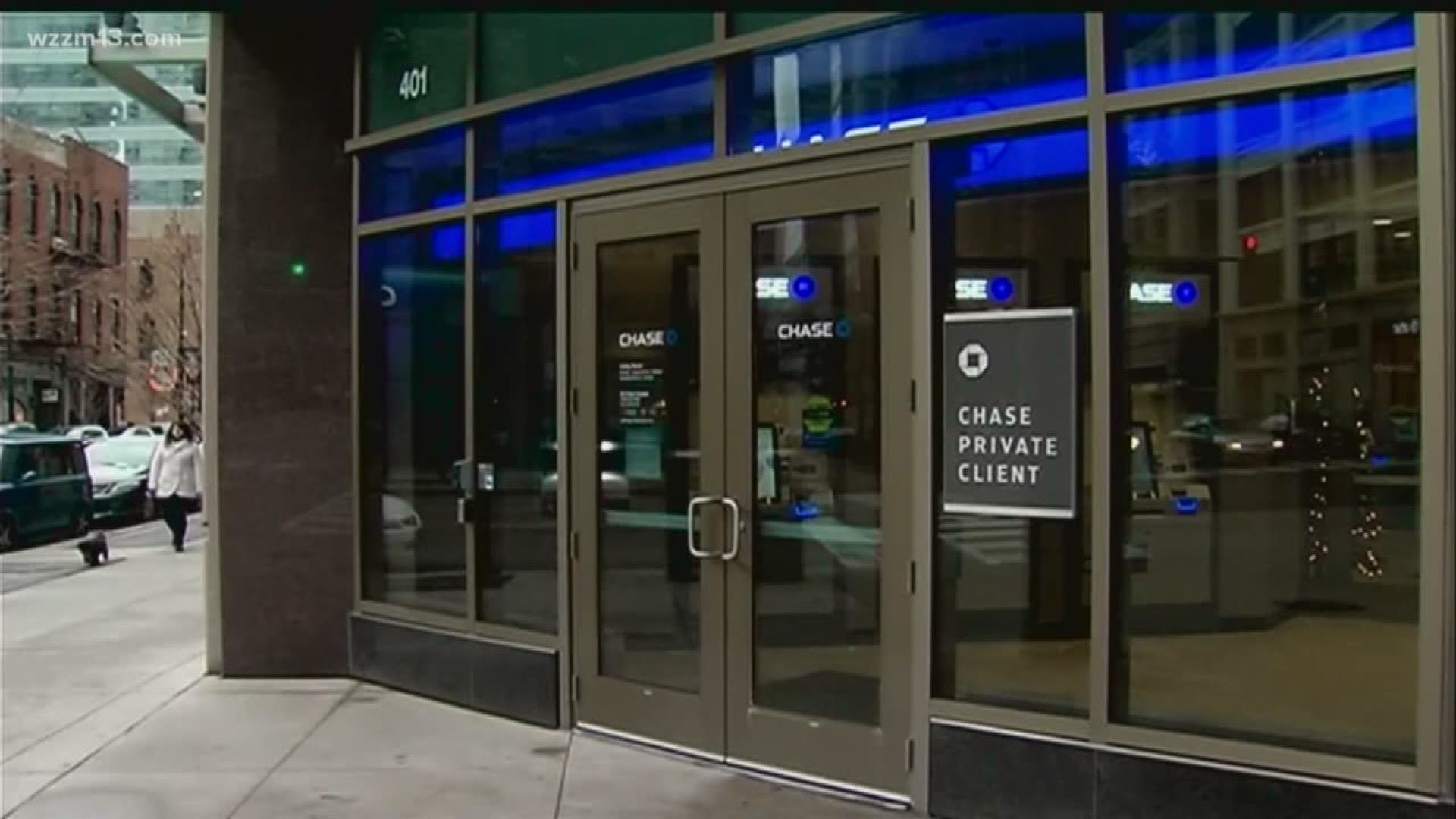 Did You Get A Text From Chase Bank It Might Be A Scam Wzzm13 Com
