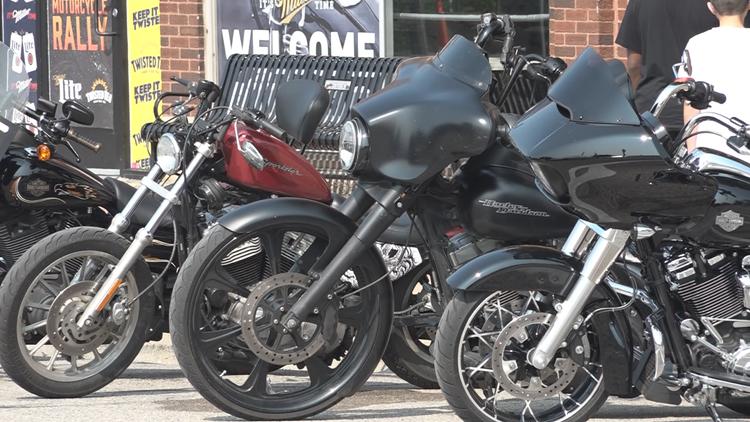 Wrapping up Rebel Road: Vendors say bikers bring economic boost