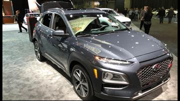 Detroit Auto Show has SUVs, horsepower, but electric cars are few