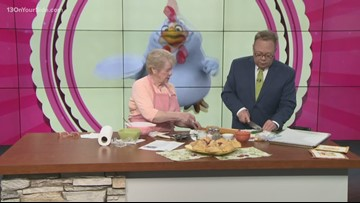 Kal shares her chicken dinner recipe on My West Michigan