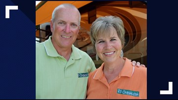 Learn about life on the road from full-time RVers Howard and Linda Payne