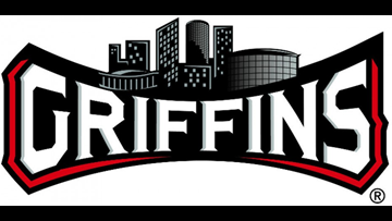 Rampage ends Griffins four-game win streak