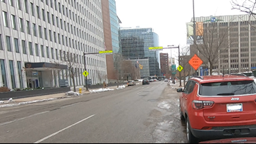 Two one-way streets could become two-way in downtown Grand Rapids