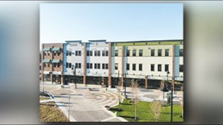 GRBJ: Hudsonville opens its first 'high rise'