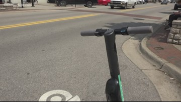 Electric scooters coming to Grand Haven