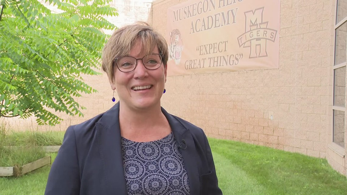 Muskegon Heights Public School Academy's superintendent reflects on accomplishments, looks forward to new challenge