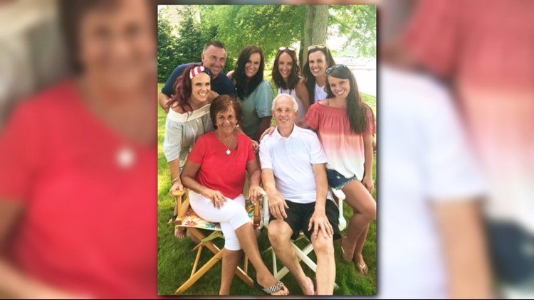 On July 4th 2018, the Deckrows recreated the photo that started it all one year prior. This time, the missing piece had been found. Long-lost daughter/sibling Carrie Roux joined the family and finally made it complete after 49 years.
