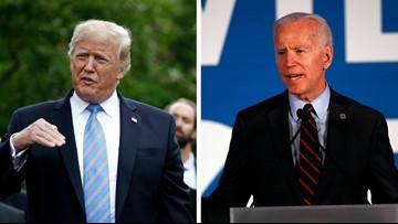 Biden leads Trump by double digits in Michigan poll
