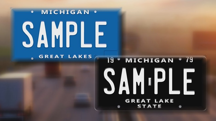 Retro Roads: Bill would bring back two iconic Michigan license plates