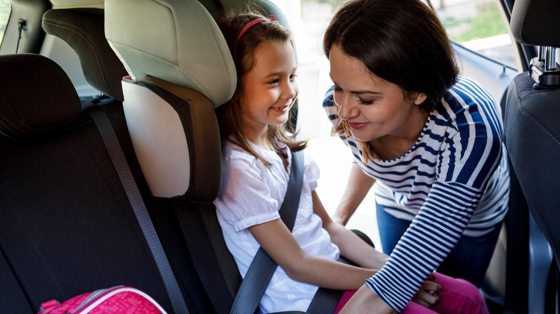 Spectrum Health Talks Car Seat Safety Education