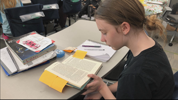 Jenison school raises nearly $4,000 by reading to donate animals to people in need worldwide