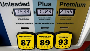 Falling cost of gas could bring 'slingshot in prices down the road,' expert says