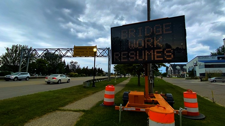 'It'll take patience': Bridge construction, traffic headaches to resume in Tri-Cities area Wednesday